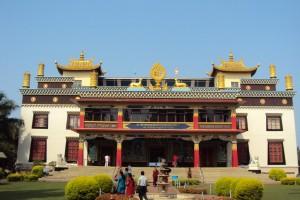 KushalNagar Tibetian Temple