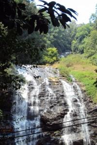 Madikere Abbey Falls