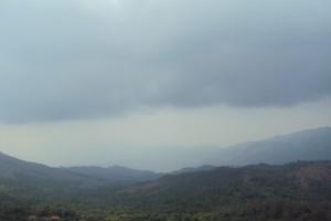 Madikeri Talakaveri Panaromic View