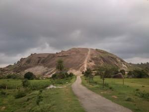 Mandharagiri (Basadi Betta)