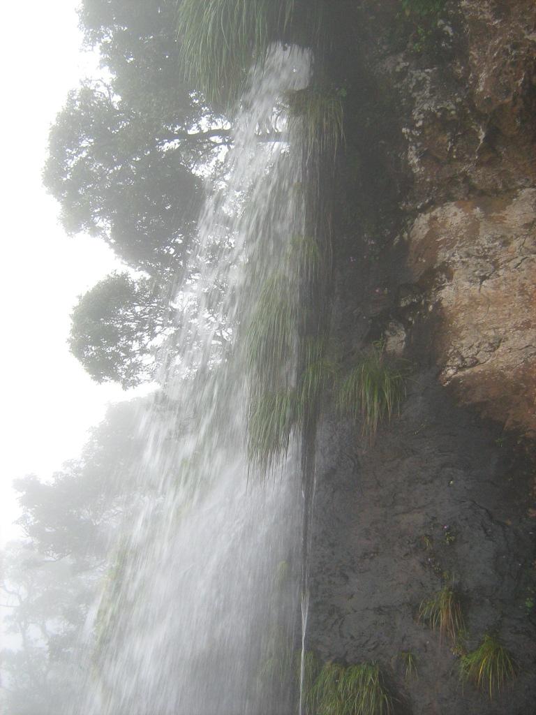 Manikya-Dhara at Baba Bundangiri Hills