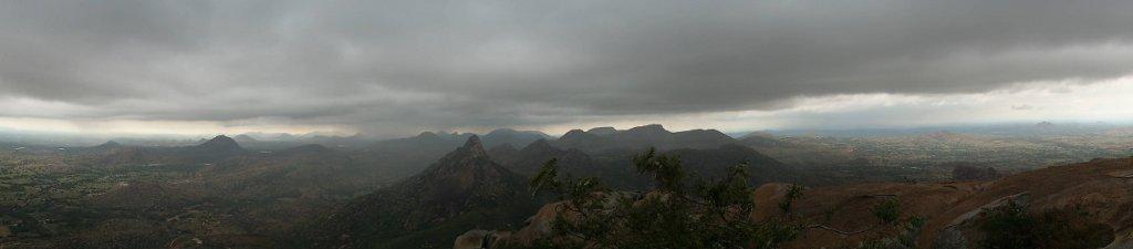 Panaromic View of the surroundings