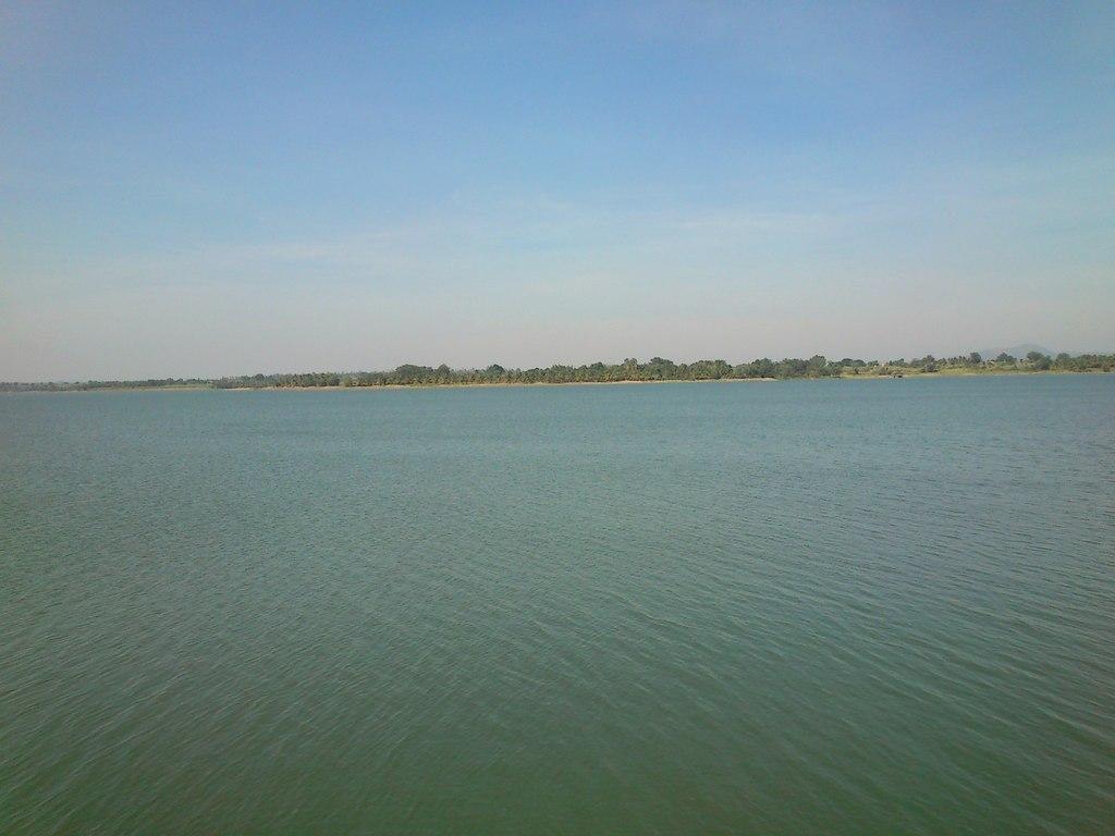 Marconhalli Dam View