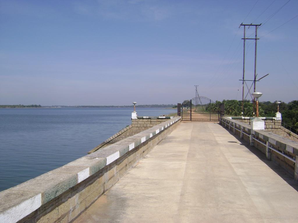 Marconhalli Dam