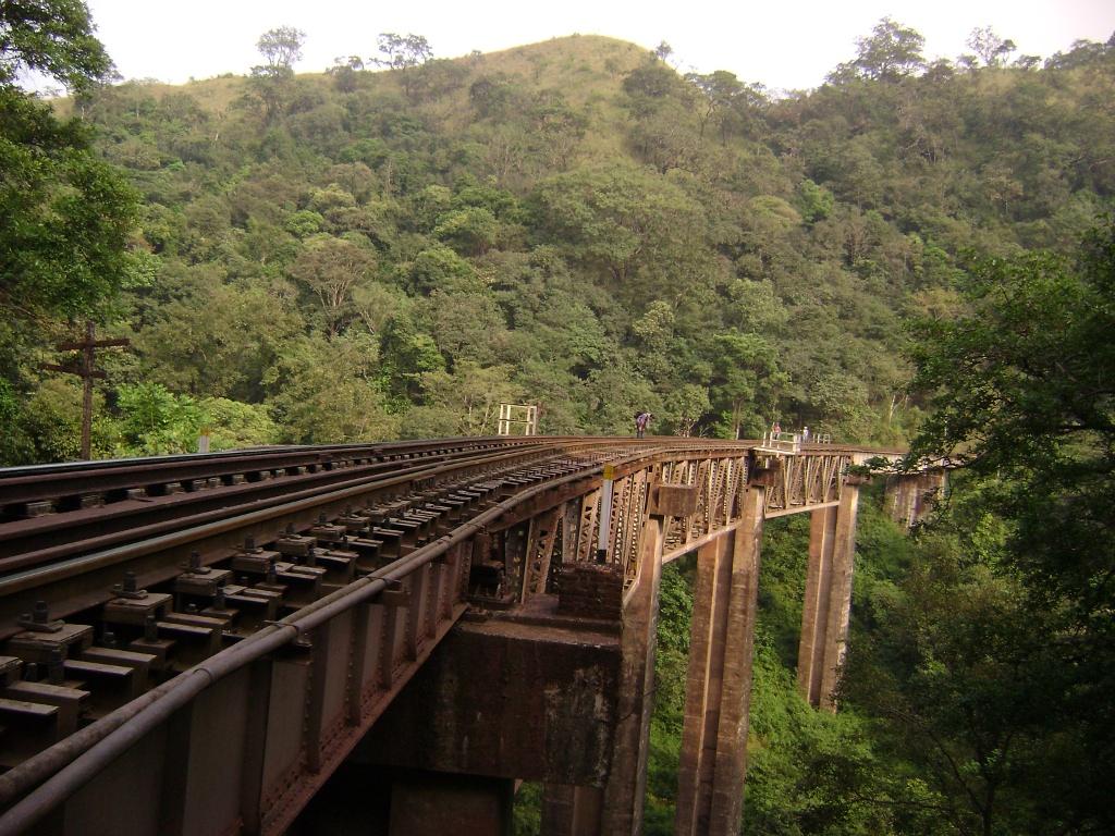 Sakleshpur Bridge