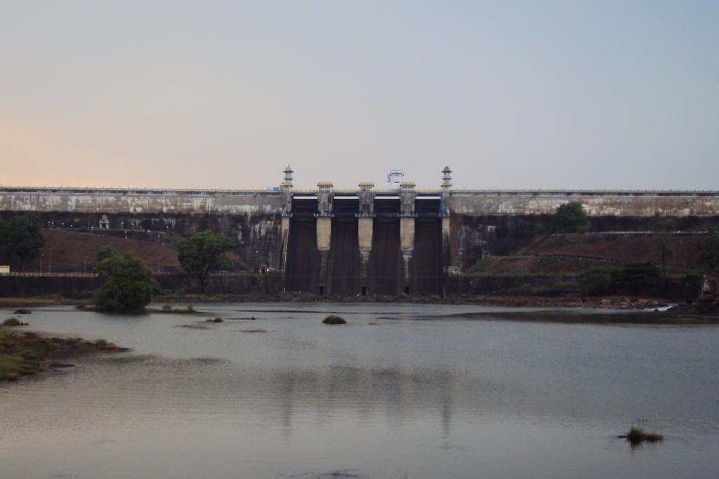 KushalNagar Harangi Dam