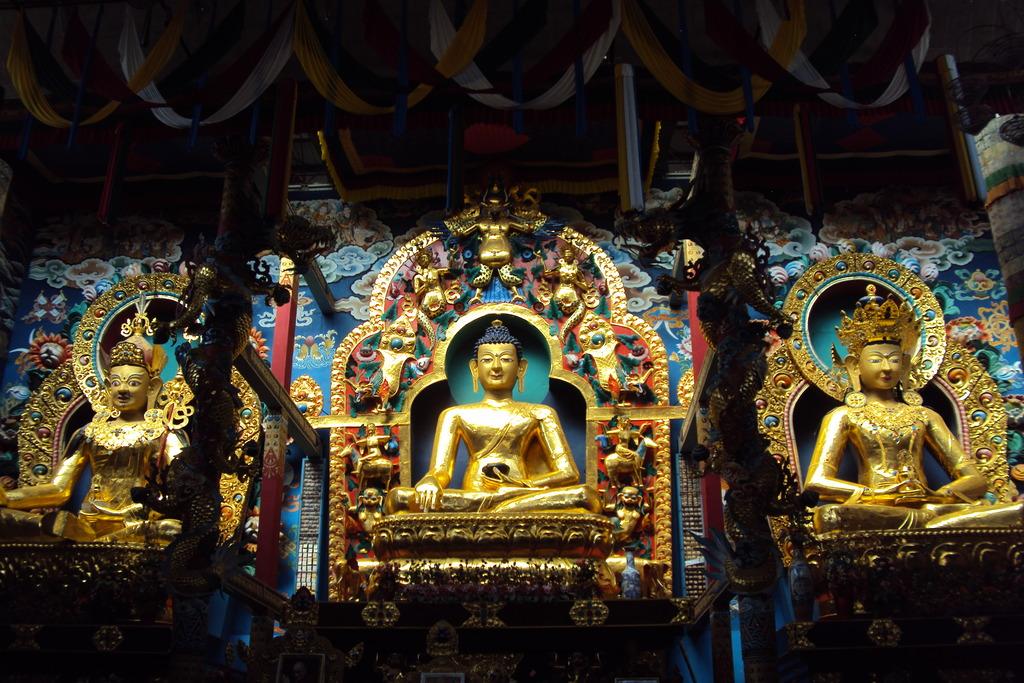 KushalNagar Tibetian Idols
