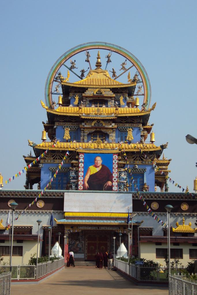 KushalNagar Tibetian Monastry