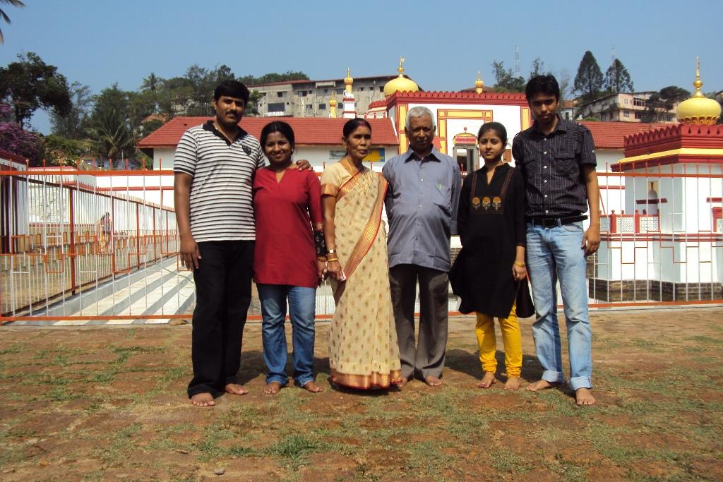 Madikeri Omkareshwara Group