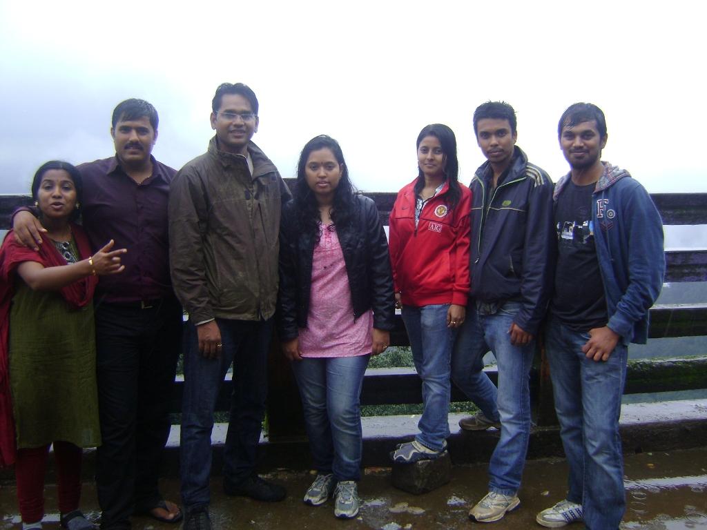 Agumbe Group Photograph