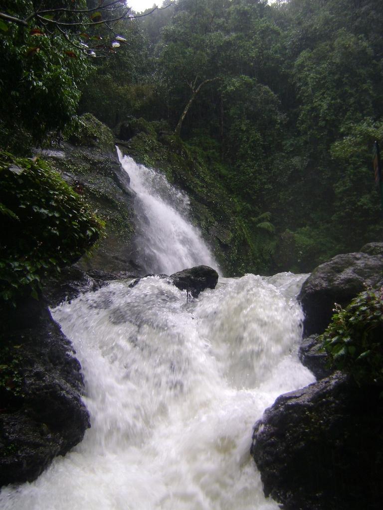 Agumbe Jogi Gundi Falls