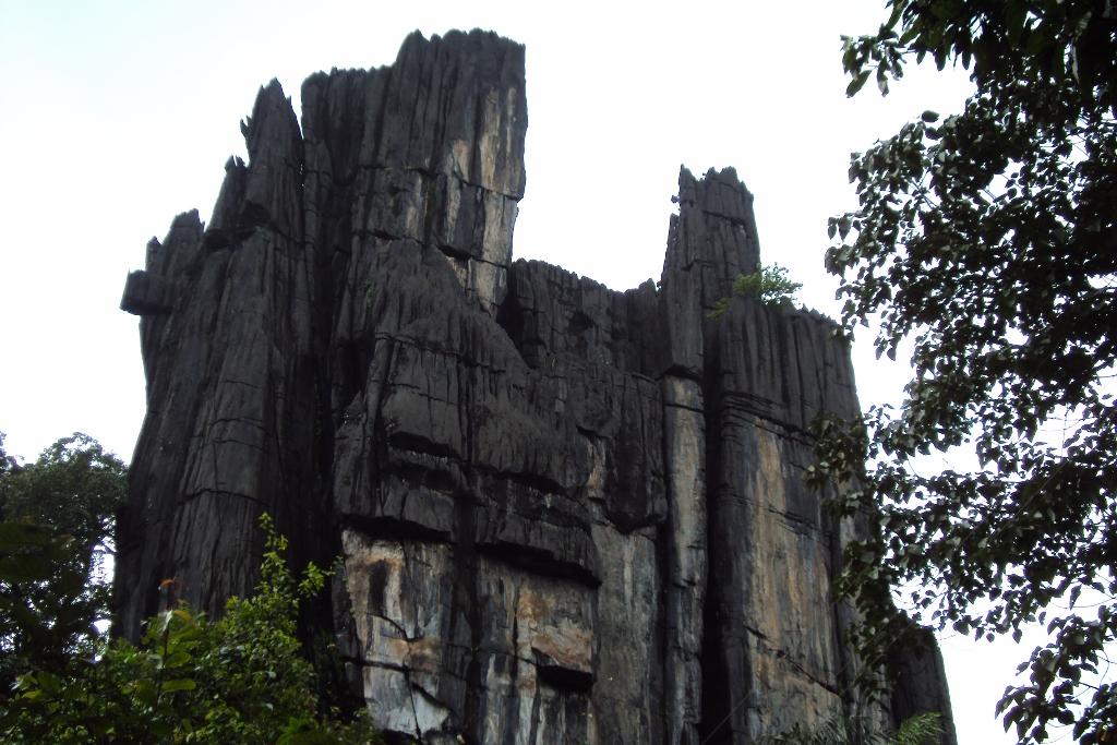 Yana Rock formation
